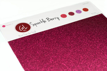 Sparkle Berry Pack - Glitter Heat Transfer