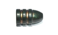 .45 ACP 255 Gr. RN - 500 Ct.