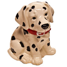 Dalmation Cookie Jar