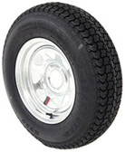 Loadstar Bias Ply Tire ST205/75D14 Galvanzied Wheel 5 on 4-1/2 Load C 1760lb