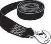 7-WS20 Winch Straps 20' Long