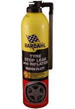 Bardahl Tyre Stop Leak and Inflator 400ml
