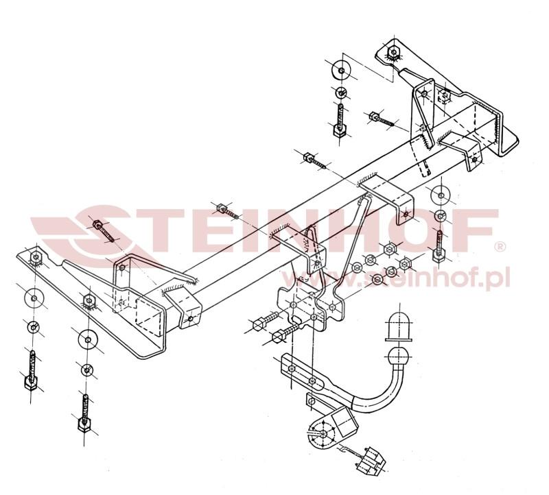 Vw touran towbar electrics wiring diagram jzgreentown tow bar electrics asfbconference2016 Images