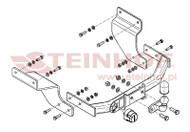 Tow Bar for Ford Transit 2000 to 2006 models