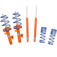 Lexus IS200 - Altezza KONI Suspension Kit - STR.T Koni Shocks & CoilOvers