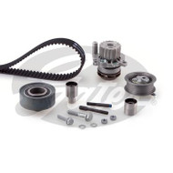 KP15615XS GATES TIMING BELT KIT with WATER PUMP