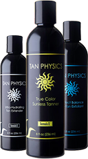 Tan Physics Sunless Tanner Combo Starter Pack