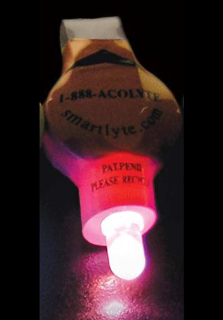 acolyte floralyte pink lit