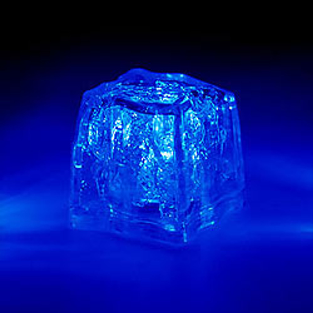 Lite Cube Blue Box of 12