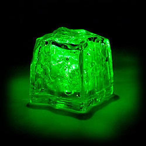 Lite Cube Green Box of 12