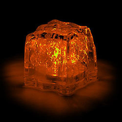 Lite Cube Orange Box of 12