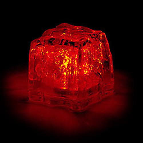 Lite Cube Red Box of 12