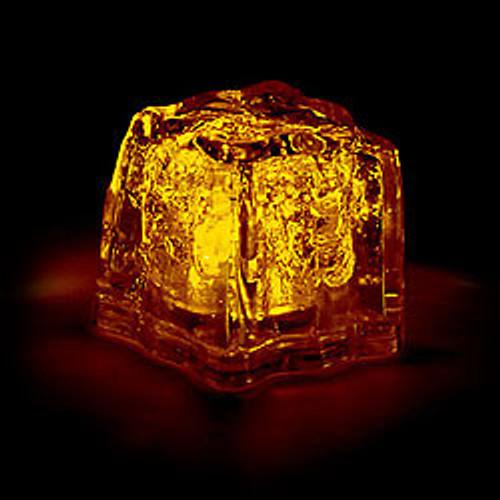 Lite Cube Yellow Box of 12