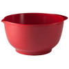 Red Melamine Mixing Bowl 4 Liter