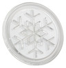 Hutzler Snowflake Cookie Stamp