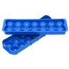 Hutzler Ice Ball Tray, small, blue