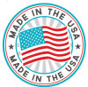 Hutzler Made in the USA logo