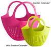 Garden Colander Size Comparison