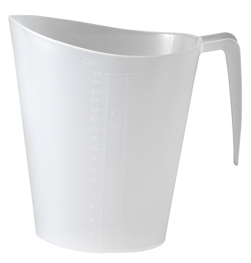 Hutzler One Quart Measuring Pitcher