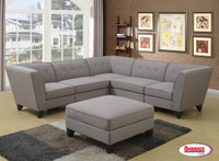 6064 Dolphin Sectional Living Room