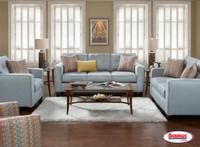 3560 Fandango Silver Aleah Living Room