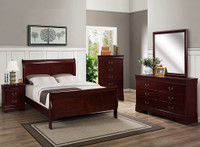 322 Chablis Bedroom Sets