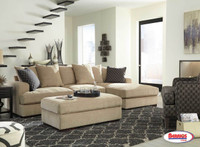39701 Combo 4 Pcs. | Aquaria Sectional Living Room
