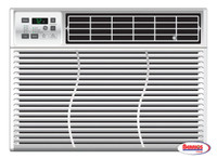 72234 GE |  12,000 BTU ENERGY STAR 115-Volt Electronic Room Air Conditioner