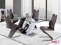 4127 Noah Dining Room (Grey & White)