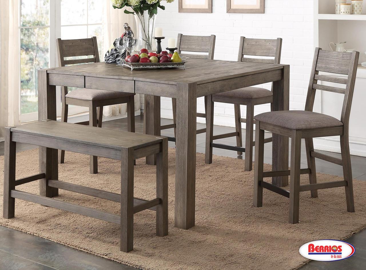 Comedores pequeos de madera comedores modernos sillas for Comedores medellin economicos