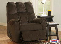 66981 Raulo Recliner (Brown)