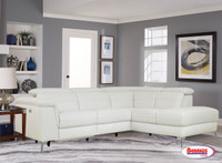 8256 Cindy Snow Sectional Living Room