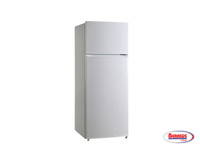 72240 Midea Refrigerator 7.3 cu. ft. T/M White