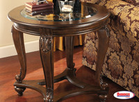 62915 Norcastle Round End Table