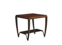 Brashawn Square End Table
