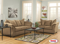 75002 Darcy Mocha Living Room