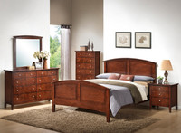 Combo 8 Pcs. Queen | C3136A Bedroom Sets