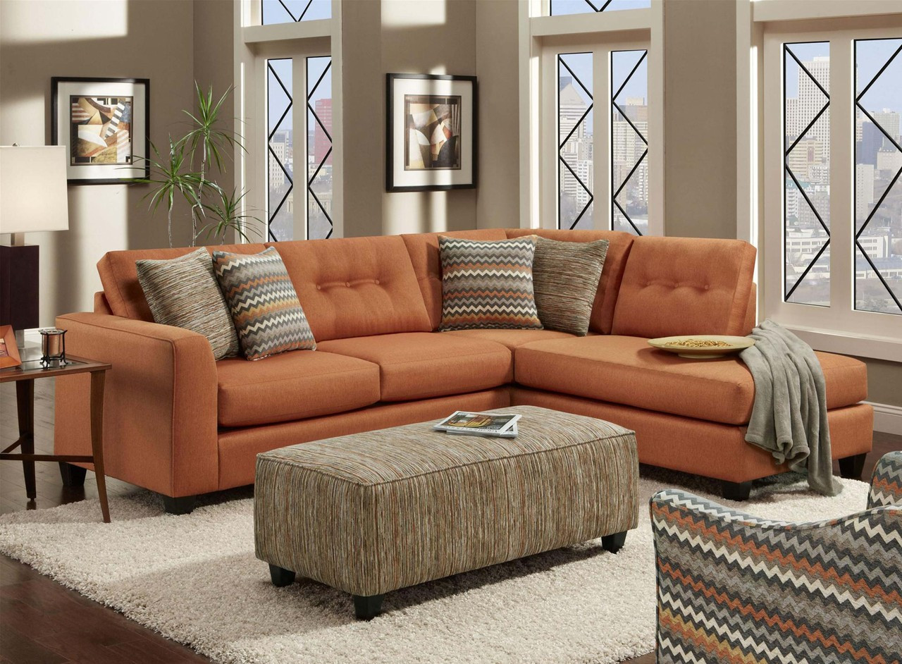 Sectional Living Room Fusion 1515 Sectional Living Room