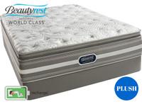 Naila Plush Pillow Top Beautyrest World Class