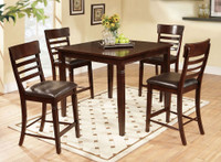 61761 Pub Table Dining Room Set
