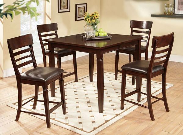61761 Pub Table Dining Room Set