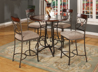 "067 ""Pub Table"" Dining Room  Set"