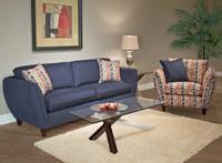 3000 Demin Living Room