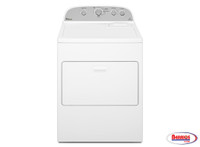 62283 Whirpool - Electric Dryer with Cool Down Cycle