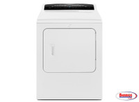 62284 Whirpool - Electric Dryer with Steam in White