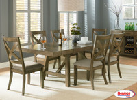 16681 Omaha Grey Dining Room