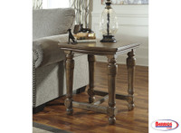 62817 Tanshire End Table