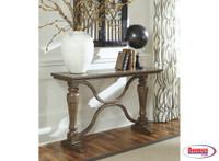 62818 Tanshire Sofa | Console Table