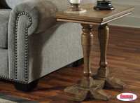 62819 Tanshire Chairside End Table