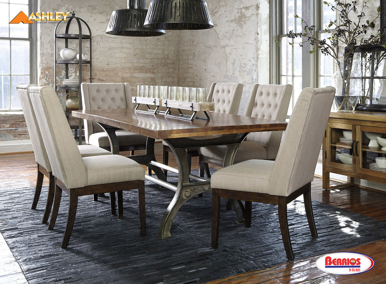 D686 Ranimar Dining Room Set Berrios Te